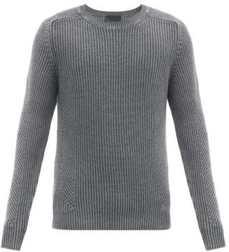 Iris von Arnim Olin Rib-knitted Cashmere Sweater - Grey