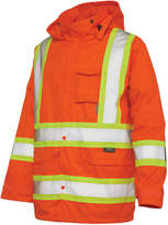 JCPenney Work King High-Visibility Rain Jacket