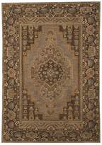 Signature Design by Ashley Ashley Sangerville 5' x 8' Hand Tufted Wool Rug in Tan
