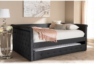 Upholstered Daybed With Trundle Shop The World S Largest Collection Of Fashion Shopstyle