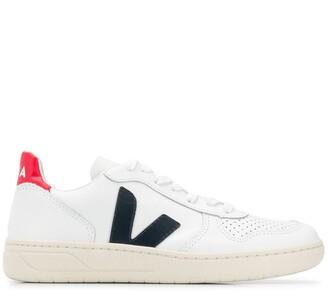 Veja Black V Sneakers