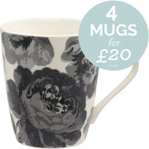 Cath Kidston Peony Blossom Stanley Mug