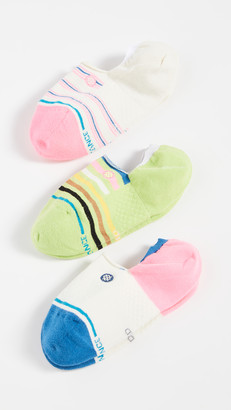 Stance Treaty 3 Pack Socks