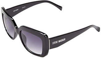 Steve Madden Bambi (Black) Fashion Sunglasses