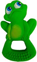 Lanco Natural Toys Baby Frog Natural Rubber Baby Teether