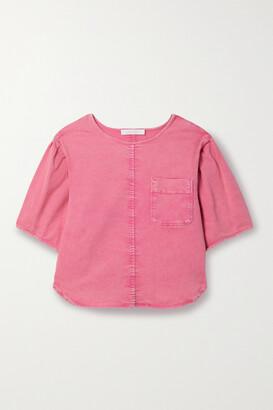 See By Chloe - Denim Top - Pink