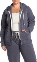 Alternative Adrian Zip Front Hoodie (Plus Size)