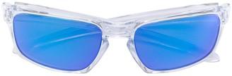 Oakley Sliver tinted sunglasses