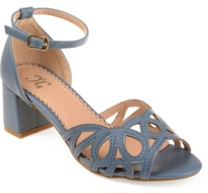 Journee Collection Women's Ashby Heels Women's Shoes