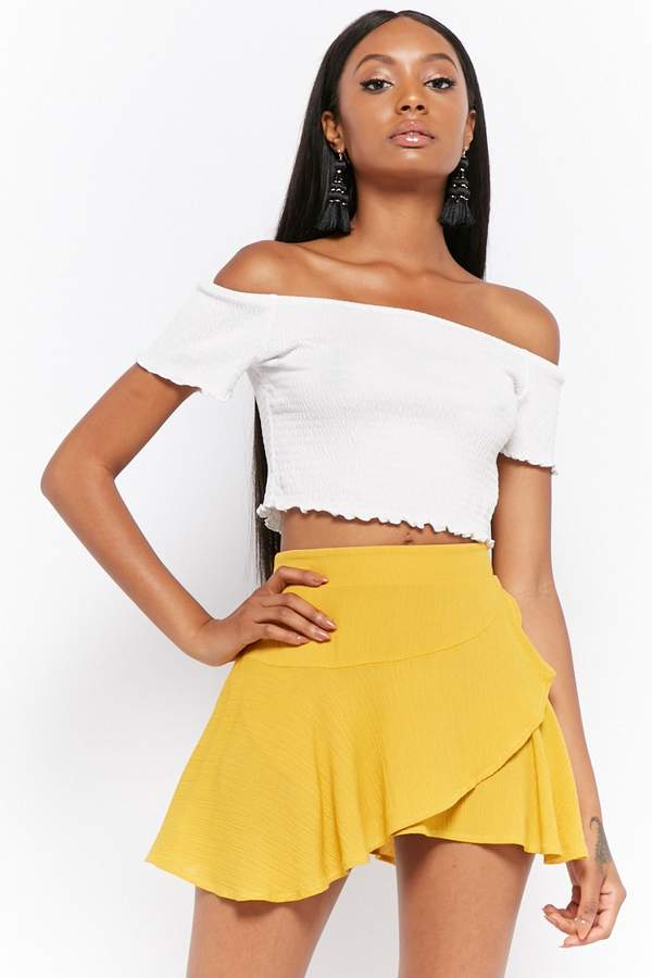 1eac22263416 Mustard Skirt - ShopStyle Canada