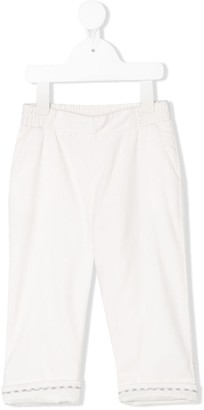 Christian Dior Relaxed Cotton Trousers