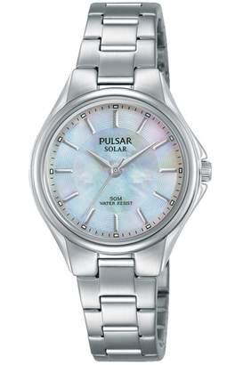 Pulsar Ladies Solar Solar Powered Watch PY5031X1