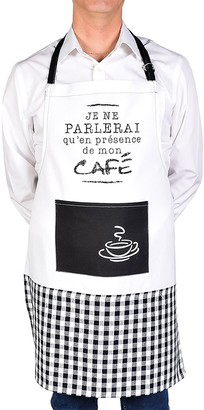 +Hotel by K-bros&Co Hotel French Coffee Adult Apron