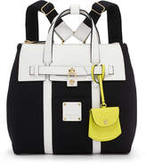 Henri Bendel Jetsetter Mini Convertible Neoprene Backpack