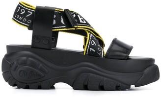 Buffalo David Bitton Bo platform sandals