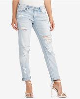Silver Jeans Co. Delancy Distressed Jeans