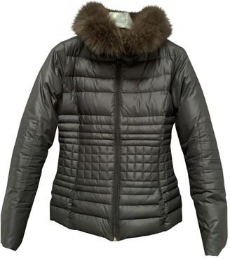 Herno Black Coat for Women