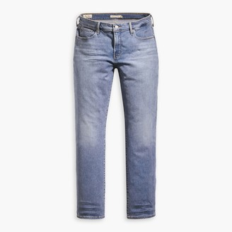 Levi's Plus 314 Shaping Straight Stretch Jeans