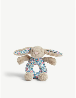 Jellycat Blossom Bunny Grabber soft toy rattle