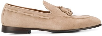 Brunello Cucinelli Tassel Detail Loafers