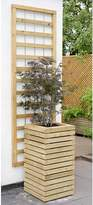 Grange Fencing Contemporary Tall Planter