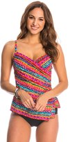 Miraclesuit Night Lights Panamore Tankini Top 8145971