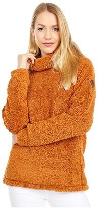 Burton Lynx Pullover Fleece (True Penny) Women's Fleece
