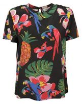 Valentino Tropical Print T-shirt
