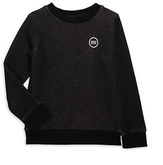 Sol Angeles Little Kid's & Kid's Roma Knit Sweatshirt