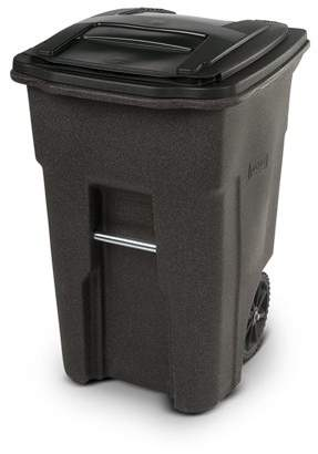 Outdoor Trash Can Shopstyle