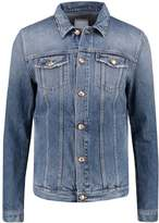 Won Hundred Fourteen Denim Jacket Bay Blue