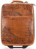 Patricia Nash Pienza Trolley Rolling Suitcase
