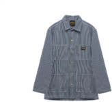 Stan Ray - Hickory Stripe Cotton Work Jacket - cotton | Hickory Stripe | X Small