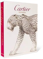 Assouline Cartier Panthère Hardcover Book - White
