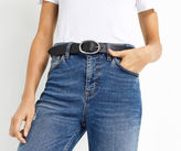 Oasis Oval Buckle Belt