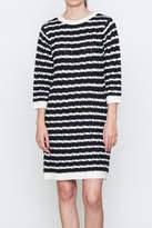 Movint Sweater Striped Dress