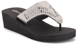 OLIVIA MILLER On The Rise Sandals Women's Shoes