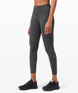 "Lululemon Fast and Free Tight II 25"" *Non-Reflective Nulux"