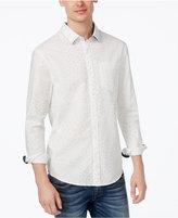 Original Penguin Men's Slim-Fit Paisley Oxford Shirt
