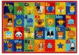 Smithsonian® Animal Alphabet Rug (8'x10')