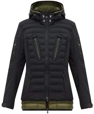 Bogner Rachel-t Padded-insert Hooded Jacket - Womens - Black