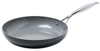 Green Pan Valencia Pro Ceramic & Stainless Steel Nonstick Fry Pan