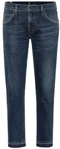 Citizens of Humanity Emerson Crop slim boyfriend jeans