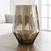 Crate & Barrel Capital Hurricane Candle Holder