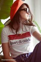 Truly Madly Deeply Sport Ringer Tee