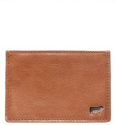 Will Leather Goods Men's 'Sampson' Card Case - Metallic