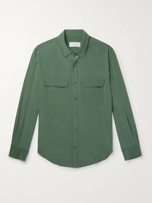 Equipment The Original Slim-Fit Silk Shirt