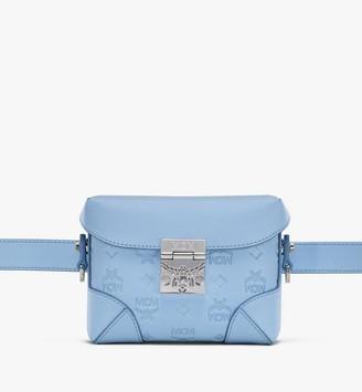 MCM N/S Soft Berlin Belt Bag in Monogram Leather