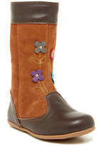 See Kai Run Nakita Floral Boot (Toddler & Little Kid)