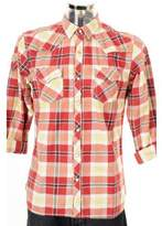 Two Stoned Ohio Checked Shirt Navy